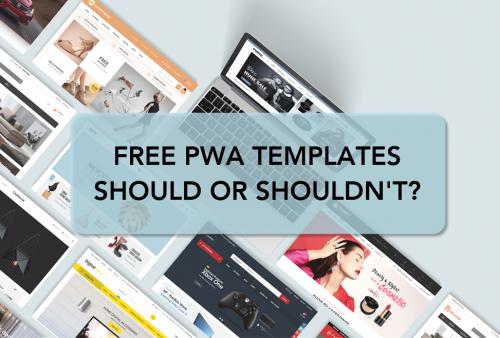 free pwa templates